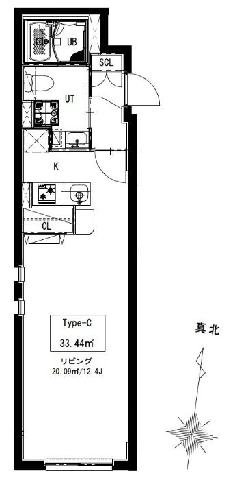 202号室:123,000円、302号室:124,000円、402号室:123,000円