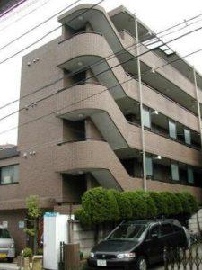 池ノ上 菱和パレス三軒茶屋 世田谷区 三宿 閑静な住宅街