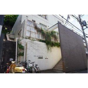 CUL de SAC 14 代々木公園 徒歩8分 渋谷 徒歩15分 の 高級住宅街 がある 渋谷区 神山町 収納たっぷり カウンターキッチン で 自宅Bar をこだわりたい人もぴったり! 15帖 ワンルーム SOHO利用可