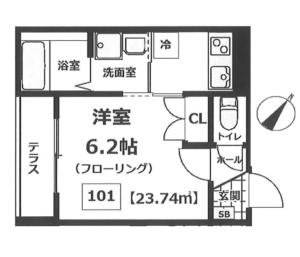 Mondo モンド  中目黒 新築 駅近
